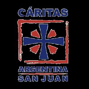 Esta imagen contiene el logo principal de Cáritas Comisión San Juan